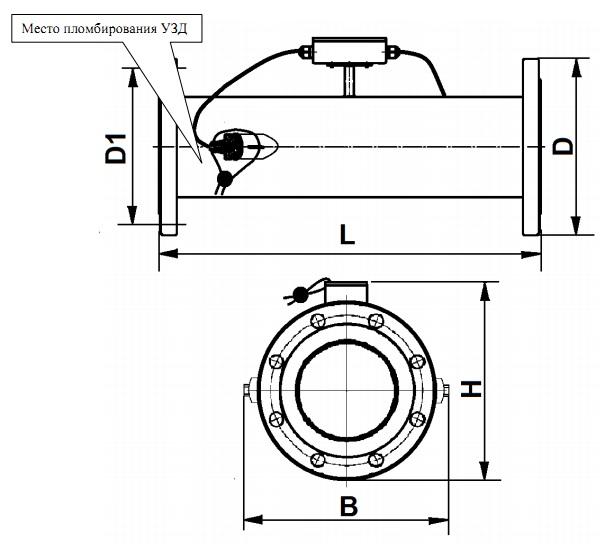 Обозначение СКМ-2К для каталога (фланцевое прямая труба).jpg